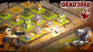 DEAD 2048 Zombie Game - Android & iOS GamePlay