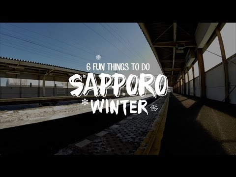 6 Fun Things to Do in Sapporo in Winter