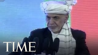 The Afghan President Has Called For A Cease-Fire With The Taliban During Eid al-Adha | TIME