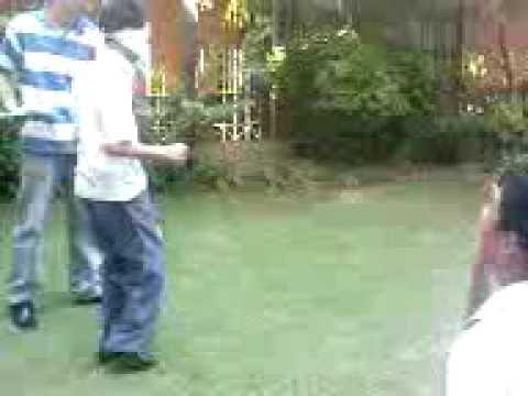 Blindfold game Fratz Antigua