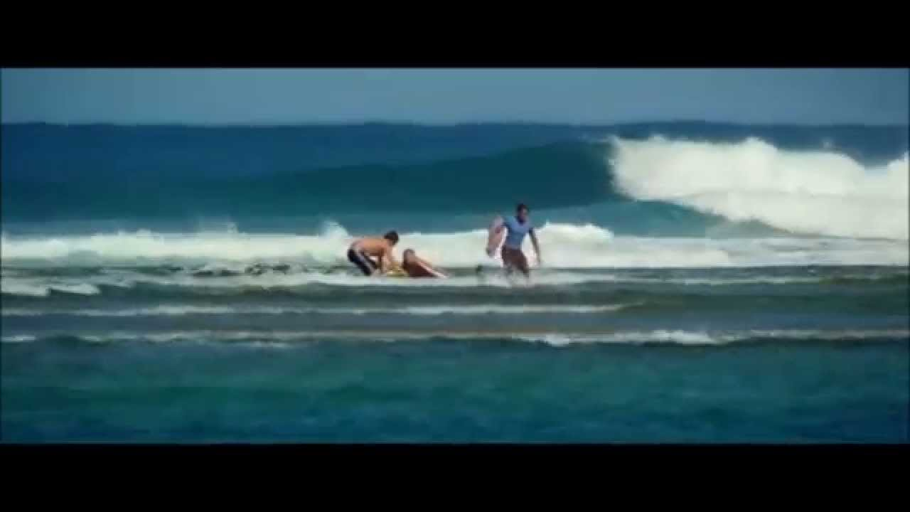 soul surfer shark attack - YouTube