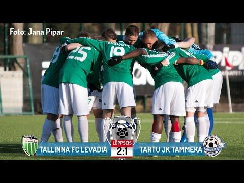 12. voor 2017: Tallinna FC Levadia - Tartu JK Tammeka 2:1 (0:0)