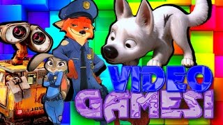 What's up With: Disney Video Games!