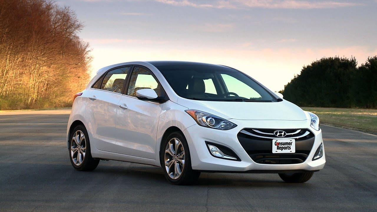 Great 2013 Hyundai Elantra GT First Drive (UPDATED) | Consumer Reports   YouTube