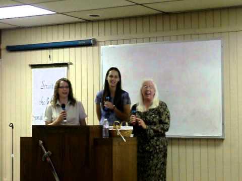 Grace Medley  Hardin Trio