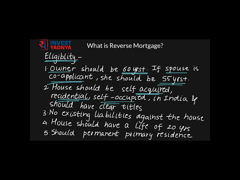 What is Reverse Mortgage? | How can you benefit from Reverse Mortgage?