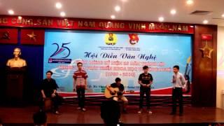 Mashup Lẩu TÂY NGUYÊN - STU_Guitar club cover acoustic