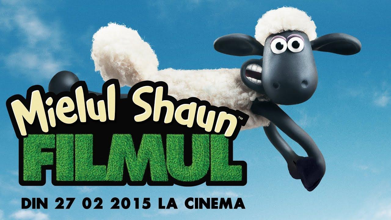 Mielul Shaun Filmul (Shaun The Sheep Movie) - Trailer ...