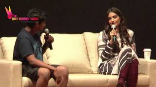 Sonam Kapoor  For Film Neerja Promotion