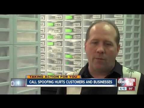 ABC Action News Ch11 - Caller ID Spoofing Scam