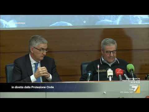 Il Punto della Protezione Civile sul Coronavirus, Angelo Borrelli: 'Le persone ammalate sono ...