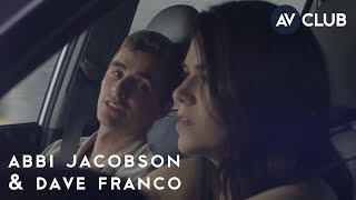 Funny people Dave Franco and Abbi Jacobson made a serious movie about heroin addiction