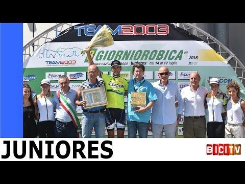 Alessandro Monaco vince la 3GIORNIOROBICA 2016. Ultima tappa a Covi