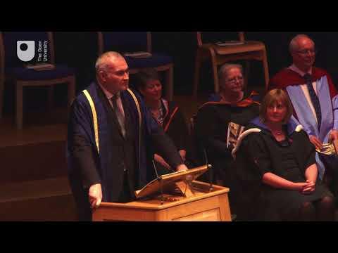 Poole degree ceremony, Saturday 14th April, 11:00