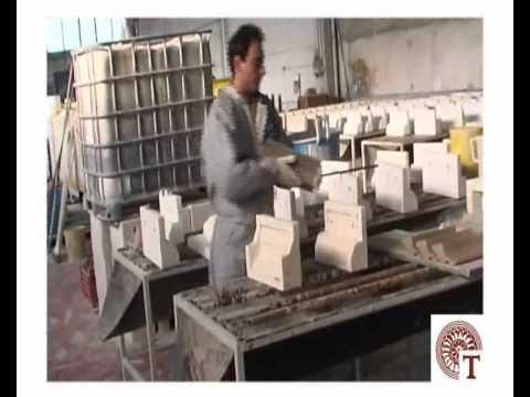Производство керамической плитки Tagina