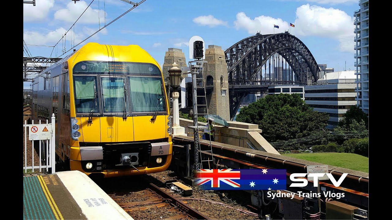 sydney trains vlog 5960x - photo#4