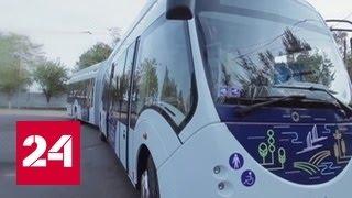 В Минске на маршруты скоро выйдут электробусы