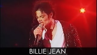"Michael Jackson - ""Billie Jean"" live HIStory Tour Gothemburg 1997 - Enhanced - HD"