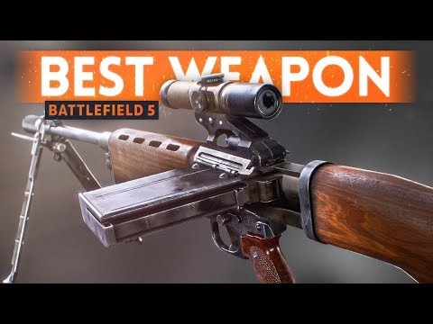 BEST WEAPON! - Battlefield 5 thumbnail