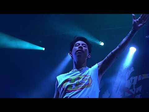 ONE OK ROCK Eye Of The Storm Tour