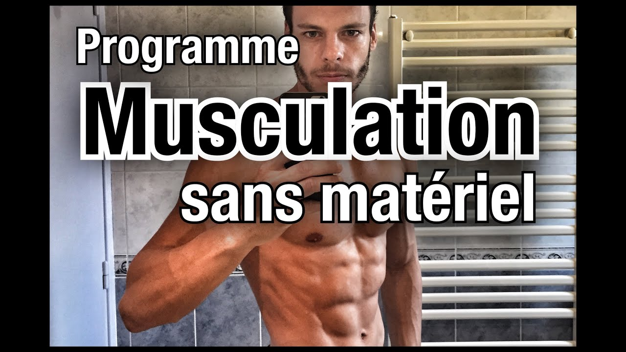 programme musculation sans mat riel complet by bodytime youtube. Black Bedroom Furniture Sets. Home Design Ideas