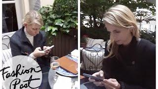 Скачать FPFW Med Redaktørerne Til Modeuge I Paris