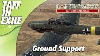 lL-2 Sturmovik Battle of Stalingrad | Ground Support