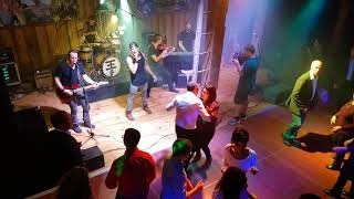 Eric Ethridge 2017 Fairview Barn in Bradford Ontario - Sound and Lighting by Stargate Sound & Light