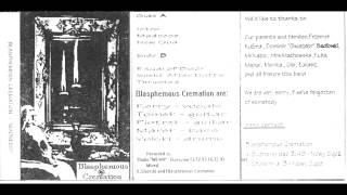 Blasphemous Cremation - Thrusted