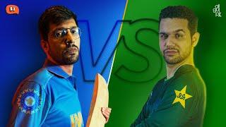 Pakistan VS India Rap battle | Ali Gul Pir ft. Being Indian