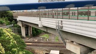 神戸市営地下鉄 山手線 2021.07.03