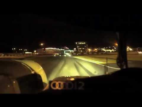 24h Le Mans 2014 | #2 - Andre Lotterer | Audi R18 e-tron quattro | Onboard