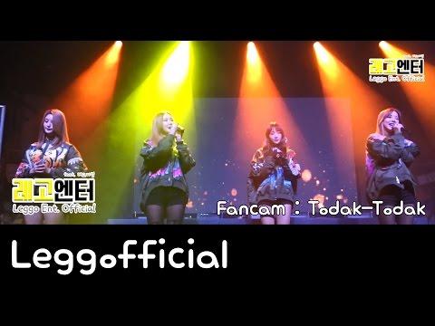 Free Download [16.02.14] (3) 토닥토닥(todak-todak/pat Pat) - Exid(cut) / 레고쇼 직캠 Leggoshow Fancam (1080p 60fps) Mp3 dan Mp4