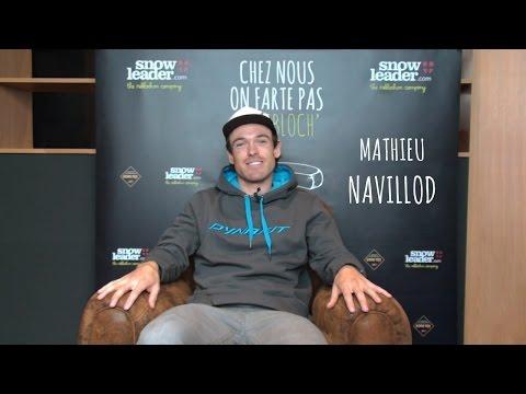 Interview de Mathieu Navillod, chez Snowleader.com
