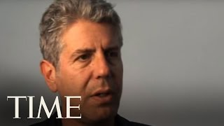 Anthony Bourdain | TIME Magazine Interviews | TIME