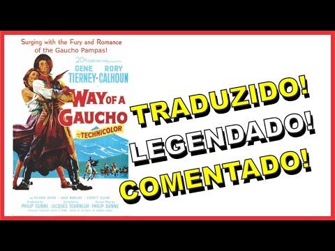 O Gaúcho - Fúria e Paixão - Way Of A Gaucho Teaser - Legendado