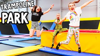 GIANT TRAMPOLINE PARK Challenge By The Norris Nuts