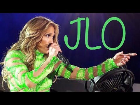 Jennifer Lopez в Москве - полный концерт