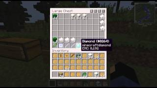 Minecraft Tutorial: How to make the Best Cleavers in Tinkers Construct! (NEW)
