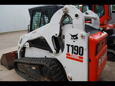 Bobcat T190 Specs Review Price Key Facts Images Video