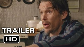 Ten Thousand Saints Official Trailer #1 (2015) Ethan Hawke, Asa Butterfield Drama Movie HD