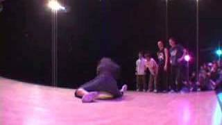 Hat Trick BBoy Showdown 2