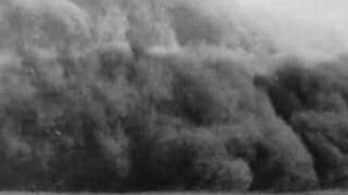 The Great Dust Storms - a Ken Burns style video