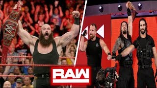 WWE Raw Full Show 20th August 2018 WWE Monday Night Raw 20 8 18 Full Show HD