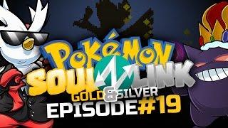 Pokémon Gold & Silver Soul Link Randomized Nuzlocke w/ ShadyPenguinn!! - Ep 19