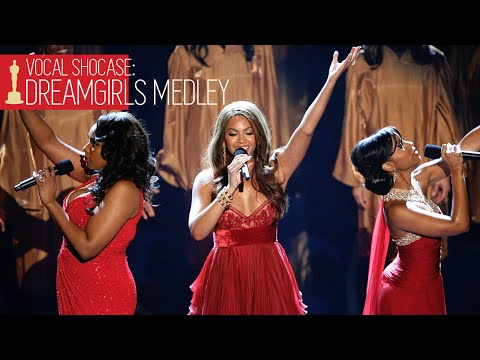 Vocal Showcase: Dreamgirls Medley - Beyoncé, Jennifer, Anika (2007)