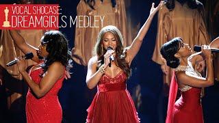 Beyonce,Jennifer Hudson,Anika Noni Rose