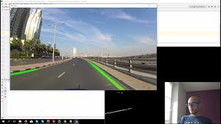 Lines detection with Hough Transform – OpenCV 3.4 with python 3 Tutorial 21