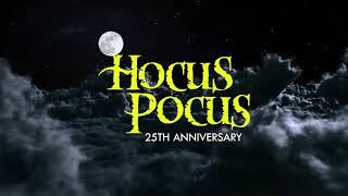 Hocus Pocus - 25th Anniversary Trailer