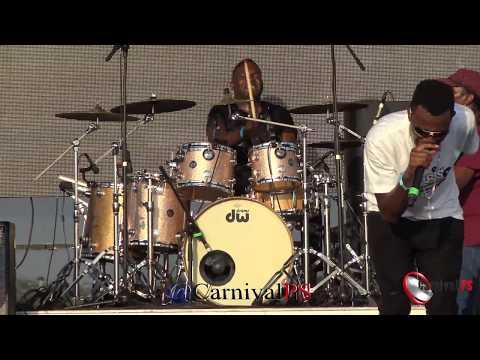 Wayne Wonder 2017 live performance @WPB [West Palm Beach] Jerk Festival 2017